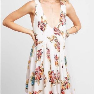 """Free People """"Thought I Was Dreaming"""" Dress"""